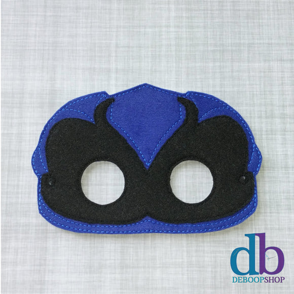New Blue Ranger Felt Play Mask