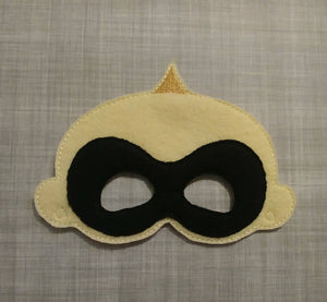 Jack Jack Super Baby Felt Play Mask
