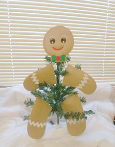 Gingerbread Boy Tree/Wreath Decoration