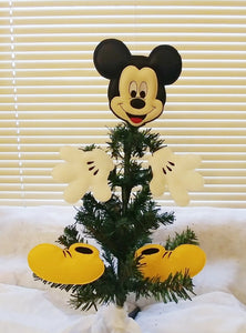 Mouse Boy Tree/Wreath Decoration