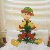 Christmas Elf Tree/Wreath Decoration