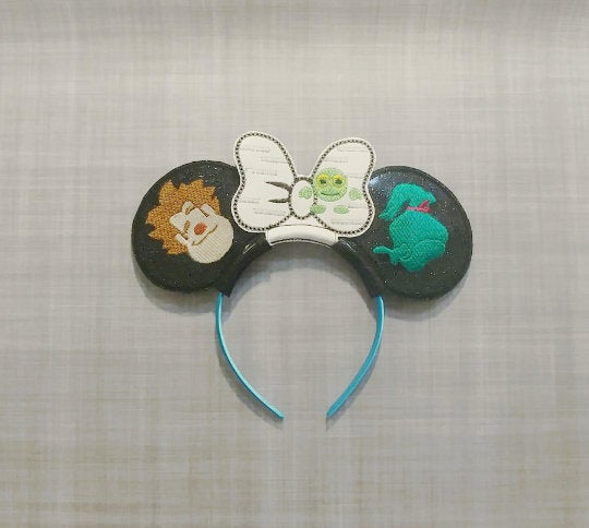 Ralph and Vanellope Mouse Ears Headband