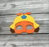 Beat Bugs Buzz Felt Play Mask from DeBoop Shop
