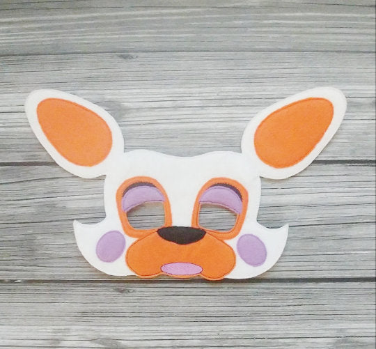 Funtime Foxy Felt Play Mask