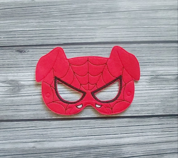 Spider-Ham Felt Play Mask