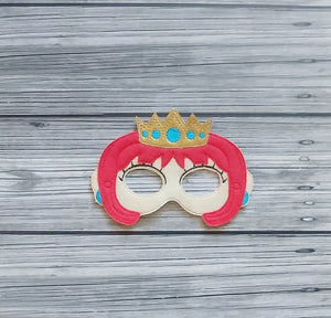 Princess Shokora Felt Play Mask
