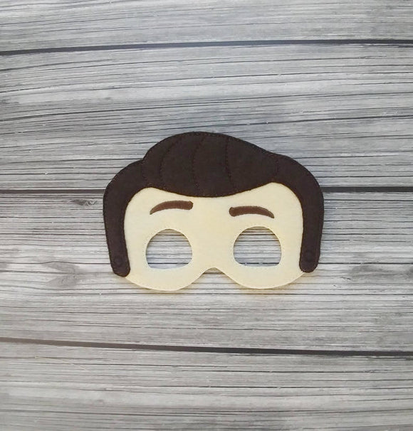 Benson Felt Play Mask
