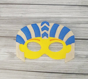 Egyptian Spinx Felt Play Mask