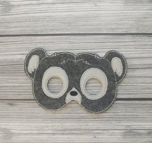 Little Bear Felt Play Mask