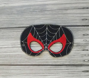 New Generation Spider Hero Felt Play Mask