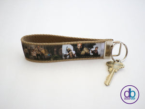 The Walking Dead Key Fob