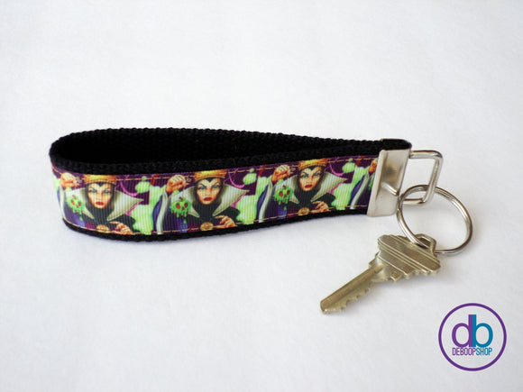 Wicked Queen Keychain