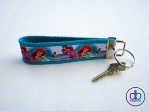 The Little Mermaid Key Chain