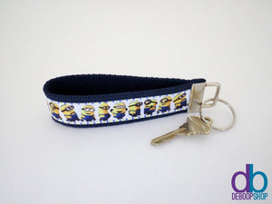 Despicable Me's Minion Key Fob