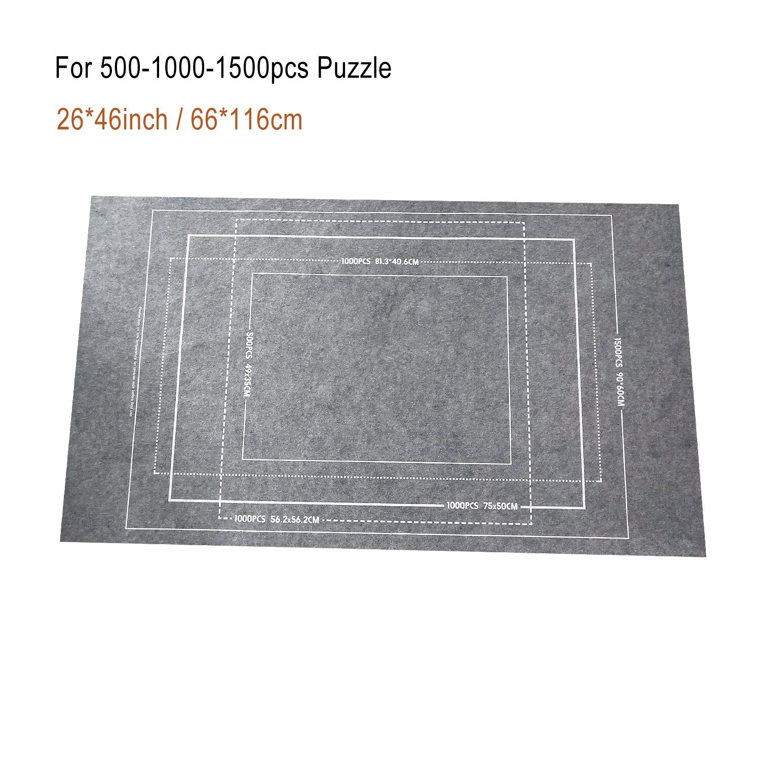 Roll-Up Puzzels Mat