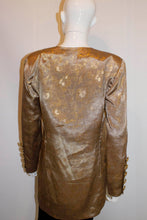 Load image into Gallery viewer, Vintage Roland Klein Gold Jacket