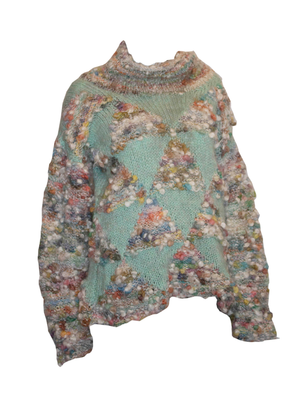 Vintage Multi Colour Jumper