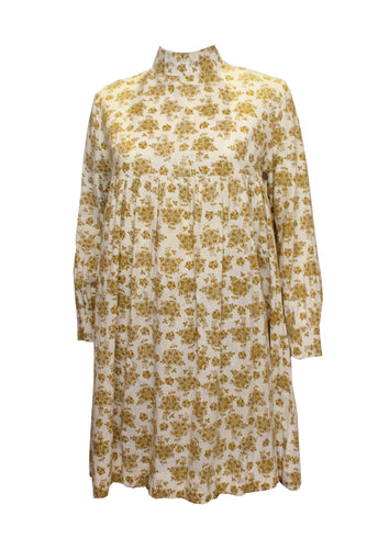 A Early Vintage 1960s Laura Ashley floral Smock Top