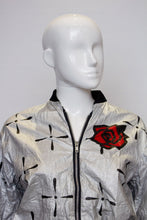 Load image into Gallery viewer, A Vintage 1980s silver ICA Paper Jacket