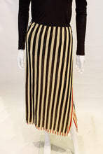 Load image into Gallery viewer, Jean Paul Gaultier Maille Vintage Stripe Skirt
