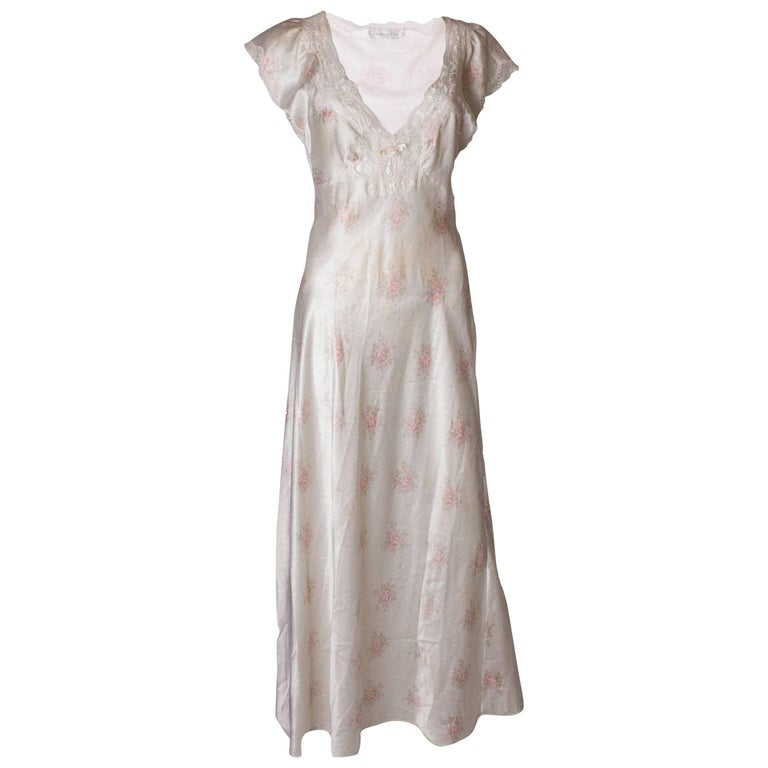 Vintage Christian Dior Nightdress