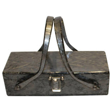 Load image into Gallery viewer, Chic Vintage Lucite Box Bag