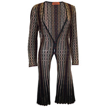 Load image into Gallery viewer, Vintage Missoni Brown Label Cardigan Jacket