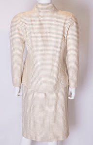 Vintage Courreges Skirt Suit