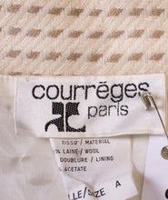 Load image into Gallery viewer, Vintage Courreges Skirt Suit