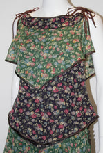 Load image into Gallery viewer, A Vintage 1970s Anna Belinda Floral Skirt and Top