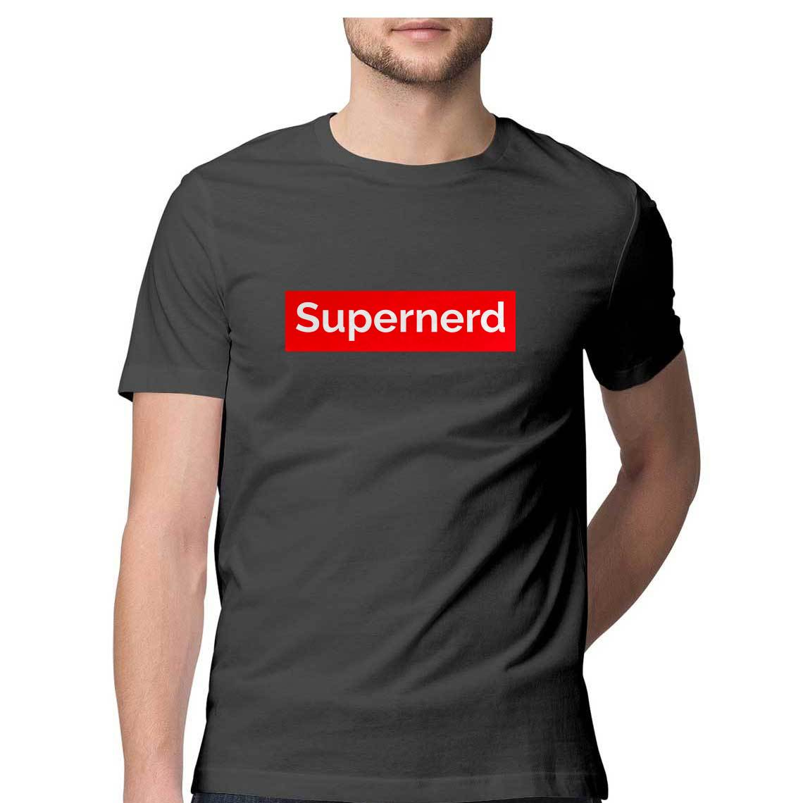 Supernerd - T-shirt