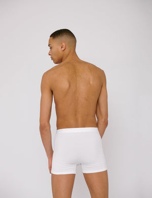 "SilverTech™ Everyday Boxers 2-pack ""Hvid"""