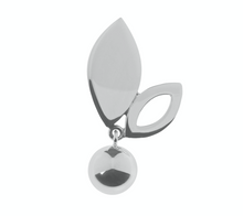 Load image into Gallery viewer, Tianguis Jackson Silver Abstract Ball Pendant