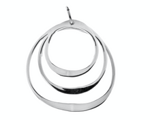 Load image into Gallery viewer, Tianguis Jackson Shiny Ring Pendant and Chain