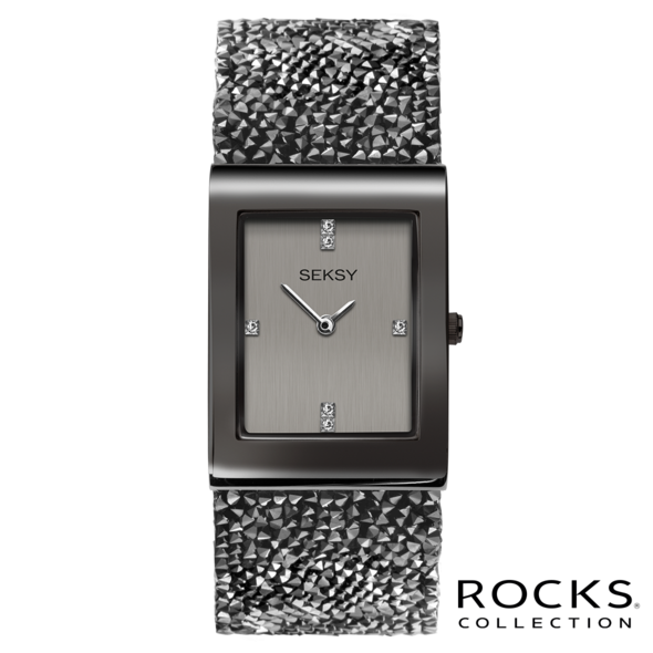 Sekonda Seksy Rocks Gunmetal Watch