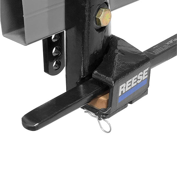 Reese Steadi-Flex Trunnion Weight-Distributing Hitch Kit with Shank