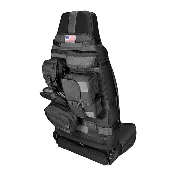 Rugged Ridge Cargo Seat Cover Front Row ('76+ Wrangler/Gladiator)