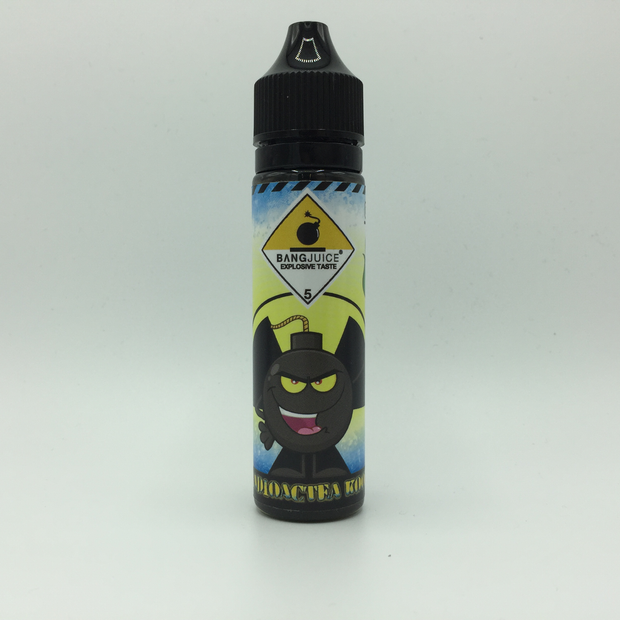 Bang Juice - Radioactea Kool - 0mg/ml 15ml