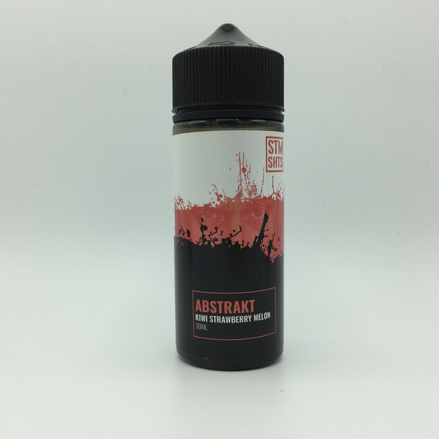 Steamshots - Abstrakt - 0mg/ml 30ml