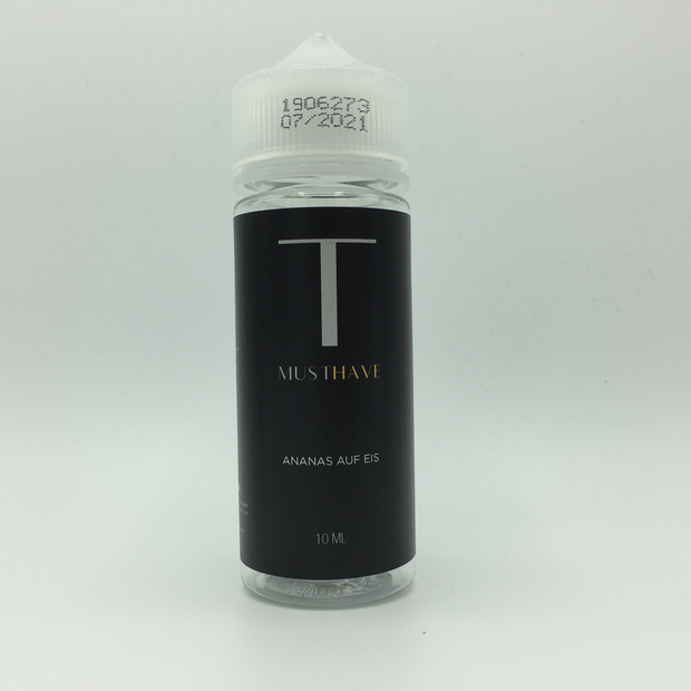 Must Have - T - 0mg/ml 10ml