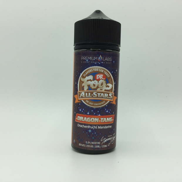 Dr. Fog - Dragon Tang - All Stars - 0mg/ml 30ml