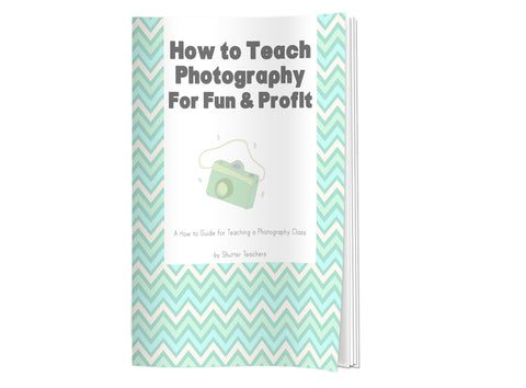how to teach photography free eguide