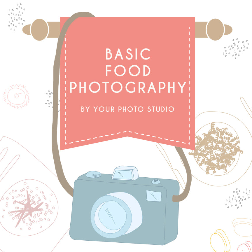 Basic Food Photography Curriculum