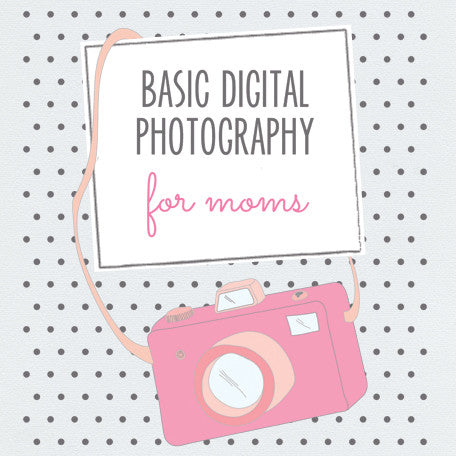 Basic Digital Photography for Moms Bundle