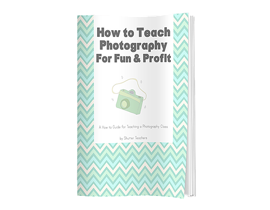 Earn Extra Income Teaching Photography E-Guide