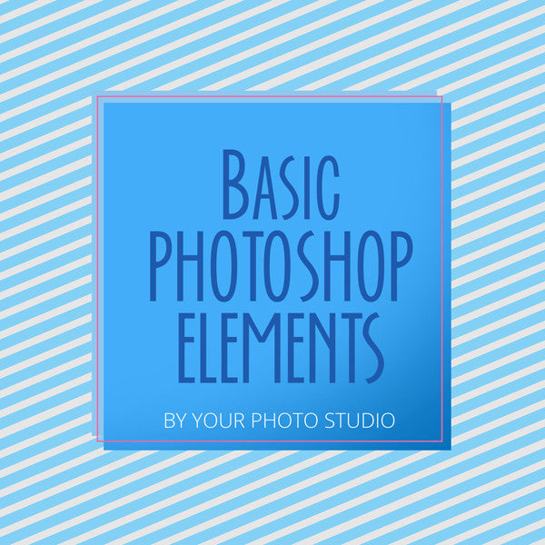 Basic Photoshop Elements Curriculum
