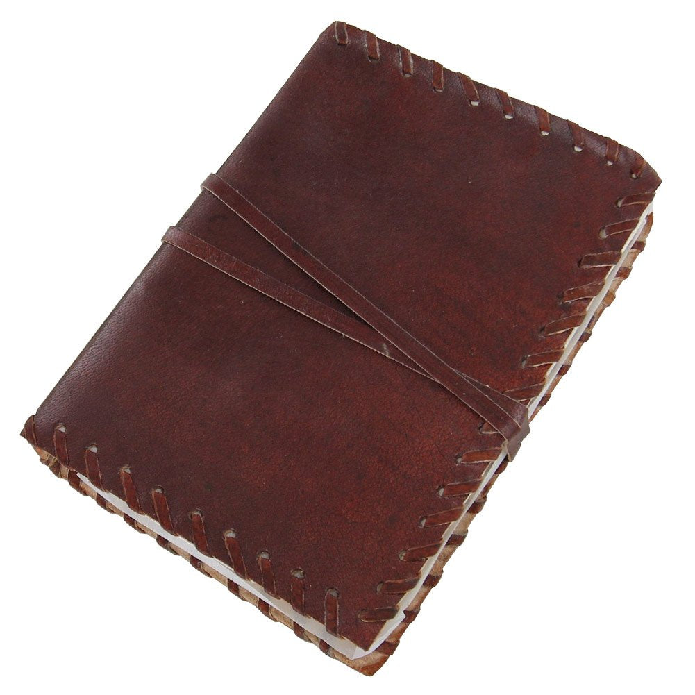 leather bound writing journals