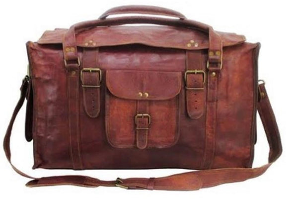 mens leather duffle bag - Buy mens leather duffle bag in new york, california, texas online