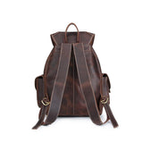 Denver Leather Backpack - cuerobags