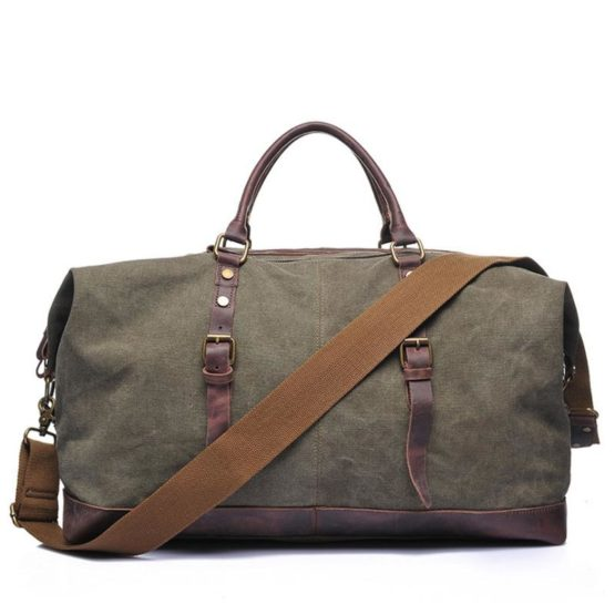 Andrew Weekend Bag - cuerobags
